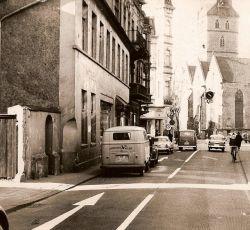 History Komturstraße