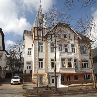 """""""Villa Kaiserzeit"""" in der Bahnhofstr. 43"""